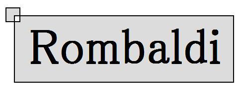 Rombaldi