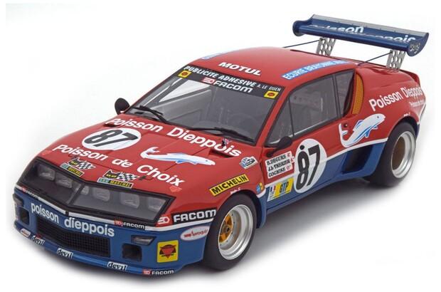 Le Mans 1977 Abandons I