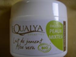 Des cosmétiques au lait de jument : Equalya