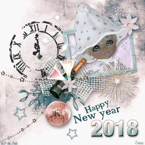 Mes meilleurs voeux 2018