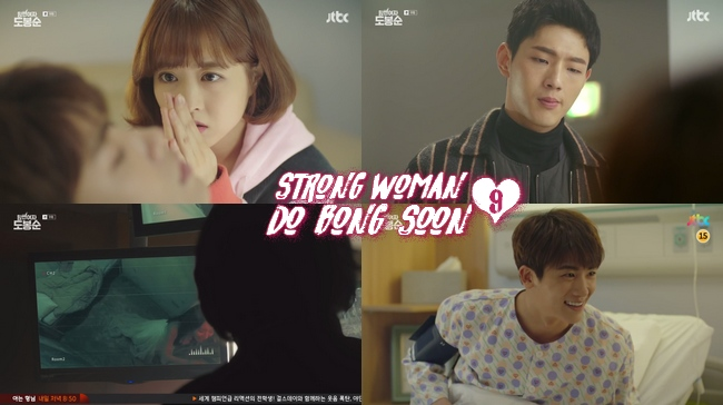 Strong Woman Do Bong Soon - épisode 9 -
