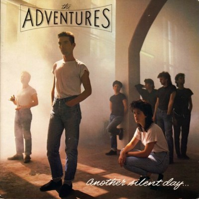 Adventures - Another Silent Day - 1984