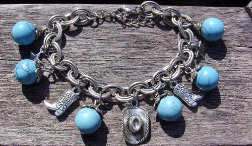 bracelet country sylvie le brigant