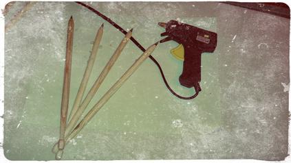 Comment fabriquer une baguette Harry Potter ?