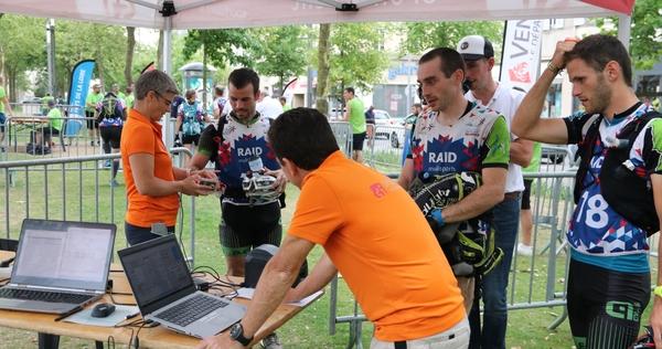 Championnat de France de Raid - Vendée - 6 et 7 Juillet 2019