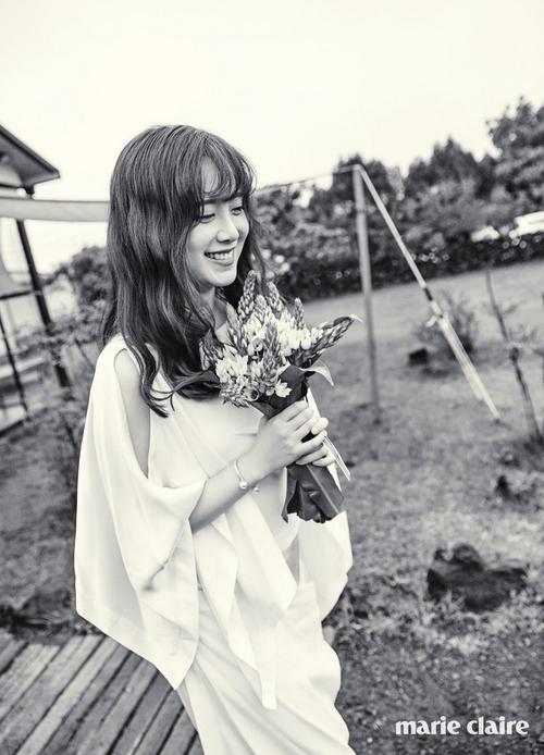 Ahn Jae Hyun et Go Hye Sun pour Marie Claire