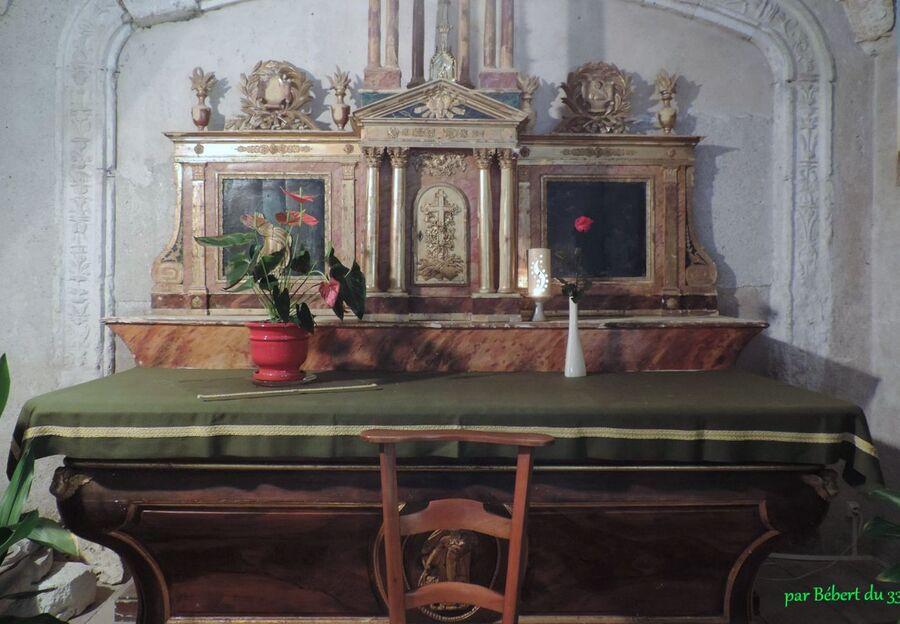 L'église de Pujols (47) et ++