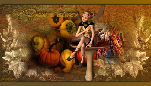 Douceur d'automne (animé)