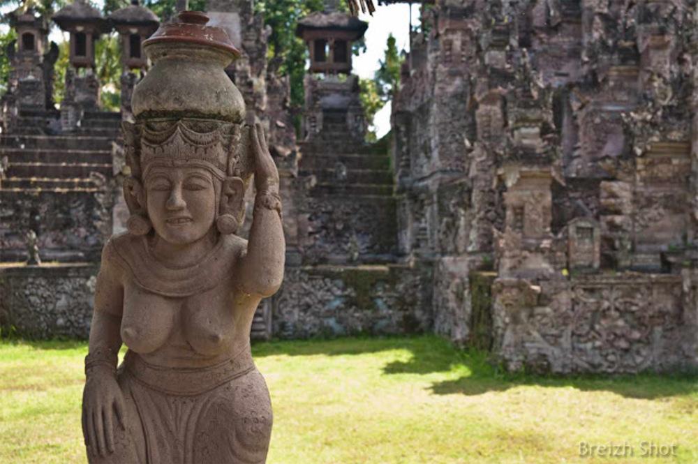 déesse du riz Dewi Sri - Pura Beji Sangsit