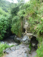 Grotte cascades Peguche