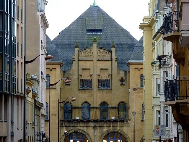 Fin d'année à Metz à Noël 1 Marc de Metz 2011