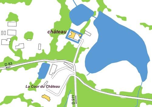 LES REMPARTS DE CHAULIEU (Manche)