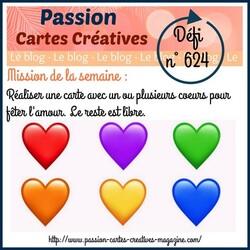 Passion Cartes Cratéives#624 !