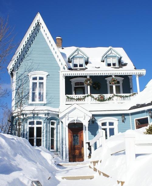 Sports d'hiver au Québec