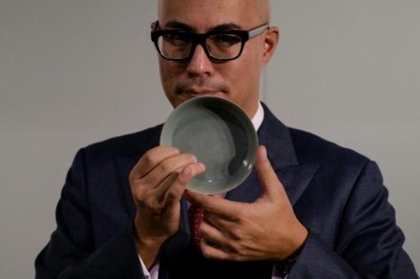 Record d'enchères pour un bol chinois de mille ans d'âge
