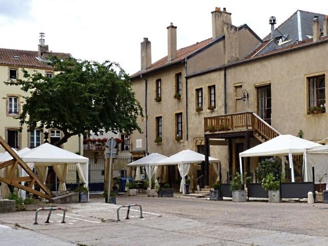 Metz rue des Piques - mp13-10 - 14