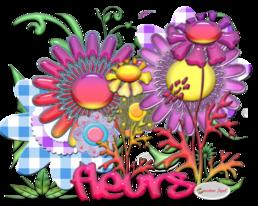 Fleurs no:1