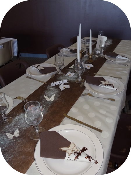 Les tables...