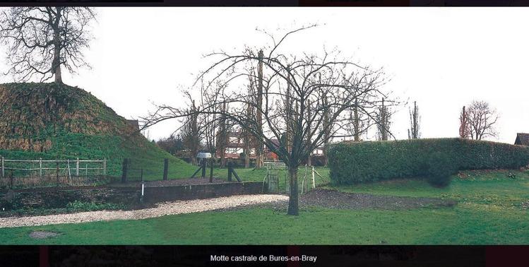 LES REMPARTS DE BURES-EN-BRAY (Seine-Maritime)
