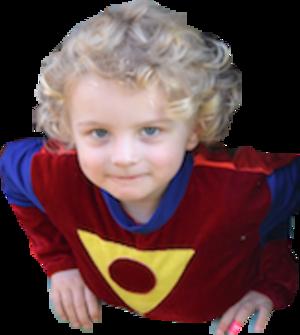 """Blog de partage lance un nouveau défi """" le fils de Superman"""""""