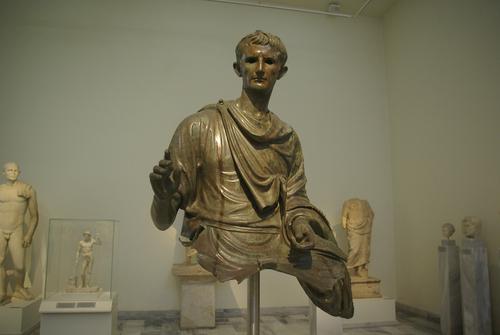 l'empereur Auguste