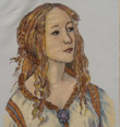 Venus de Botticelli, tee-shirt