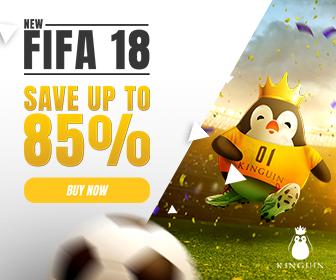 Kinguin FIFA 18 336x280
