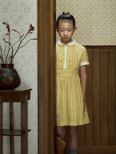 06 - Portraits d'enfants mélancoliques