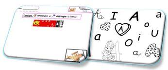 reconnaissance visuelle-alphabet-exercices-taoki