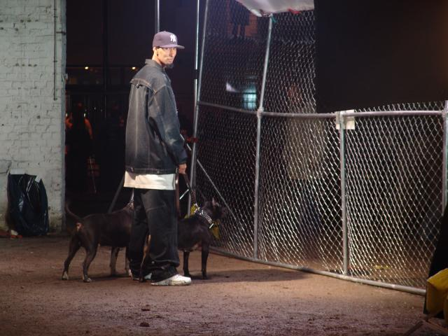 Photos du clip Reste en chien feat. Booba