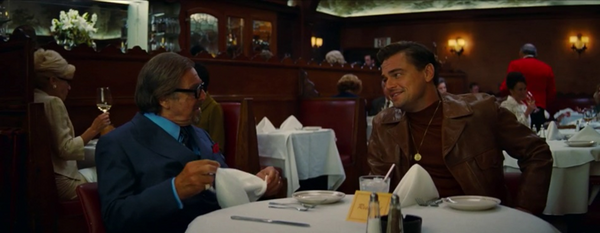 Once upon a time… in Hollywood, Quentin Tarantino, 2019