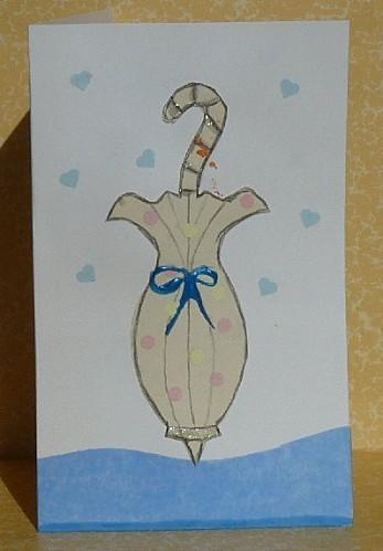 carte parapluie1 popup cards