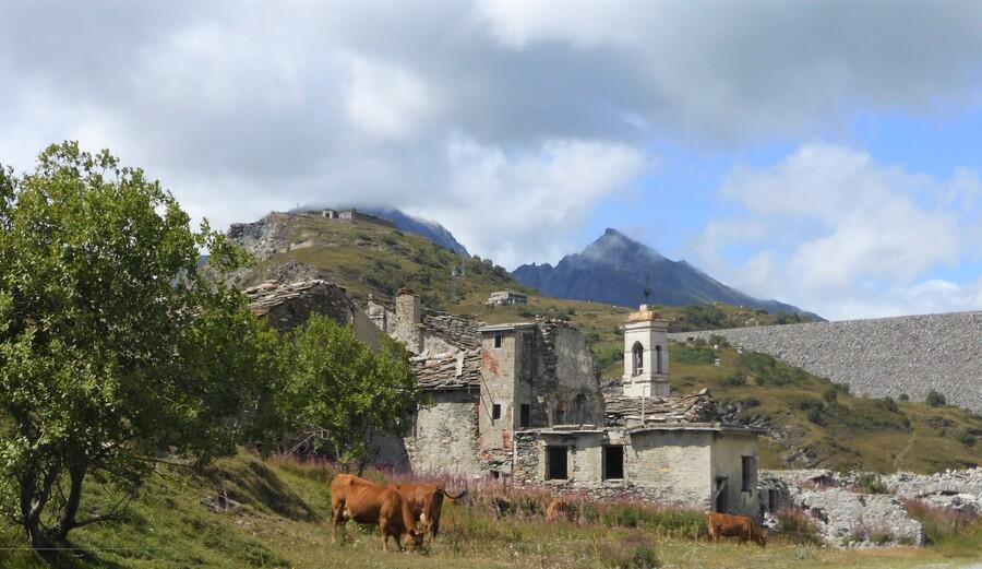 En Haute Maurienne N°8 : Vers le col du Mont-Cenis...