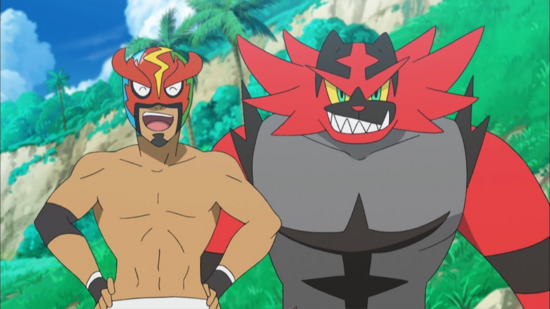 Pokémon Sun & Moon épisode 63 en RAW en Streaming
