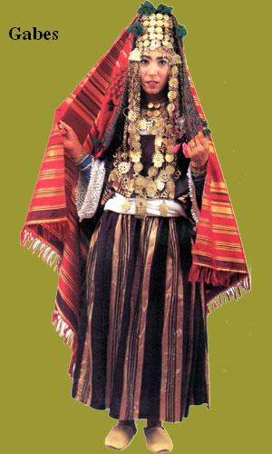 Costumes traditionnels f minins mon il2reves for Meteorama tunisie