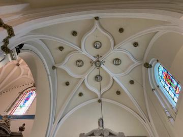 Gibraltar - cathédrale de Ste Marie la couronée