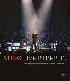 [Test Blu-ray] Sting - Live in Berlin