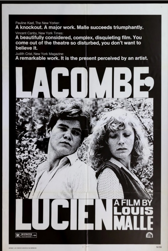 LACOMBE LUCIEN BOX OFFICE USA 1974