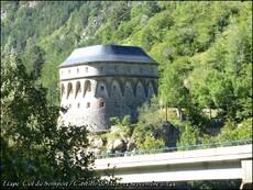 (J15) Col du Somport / Castillo de Jaca _23km_ 15 septembre 2013