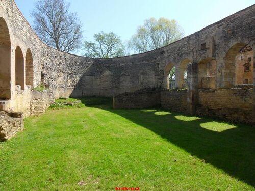 Echappée belle Bourguignonne. La grande forge de Buffon (2).
