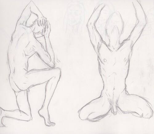 Aah, anatomie.