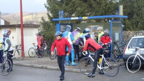 Rallye de Reventin 2012.
