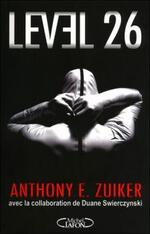 "Thriller 2016/2 ""Level 26 - T2 - Dark Prophecy"" Anthony E. Zuiker"
