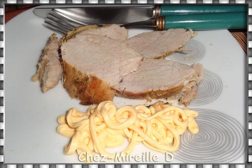 Filet mignon de Porc Rôti et Froid