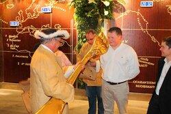 La Confrérie des Toqués de la pomme de terre a fêté ses 10 ans le 30 janvier 2012