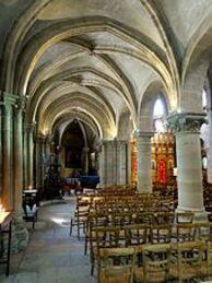 * Visite de l'église St-Julien-le-Pauvre