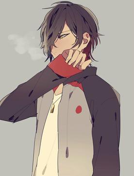 Image de bishounen, anime boy, and touken ranbu