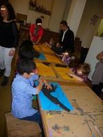 Sortie au LAM de Villeneuve d'Ascq pour les maternelles - avril 2014