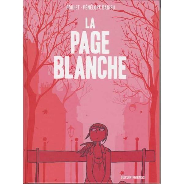 La page blanche, Boulet et Pénélope Bagieu