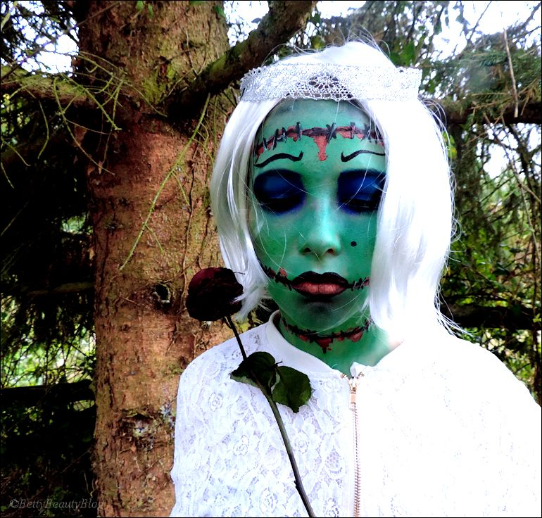Semaine Halloween n°3 La mariée zombie